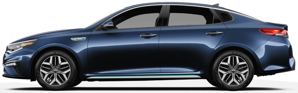 2020 Kia Optima Hybrid Sedan EX